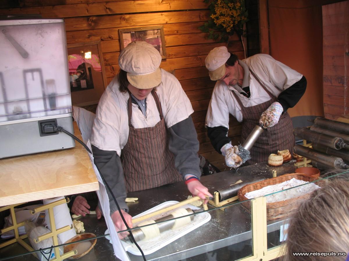 Bakeverk i Praha