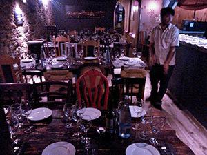 Cera 23 er en koselig liten restaurant i Barcelona